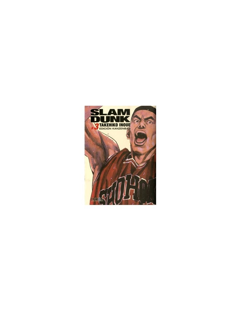 SLAM DUNK EDICION KANZENBAN 03