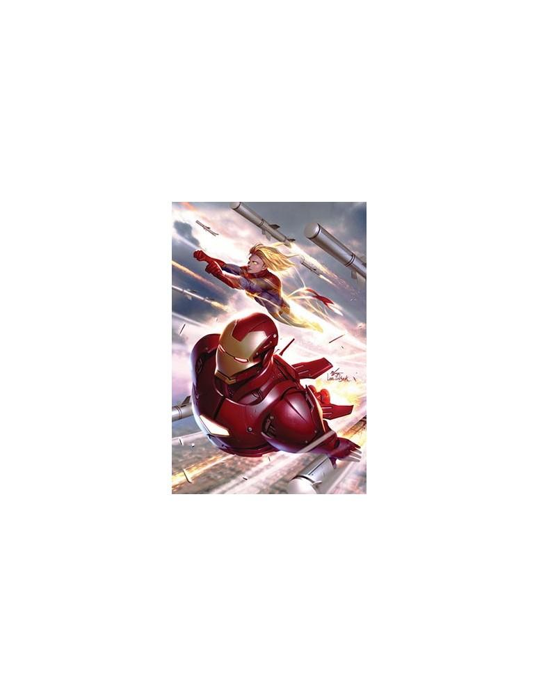 TONY STARK: IRON MAN Nº 09 / 108