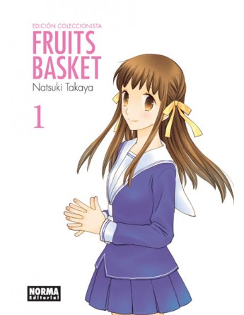 FRUITS BASKET ED...
