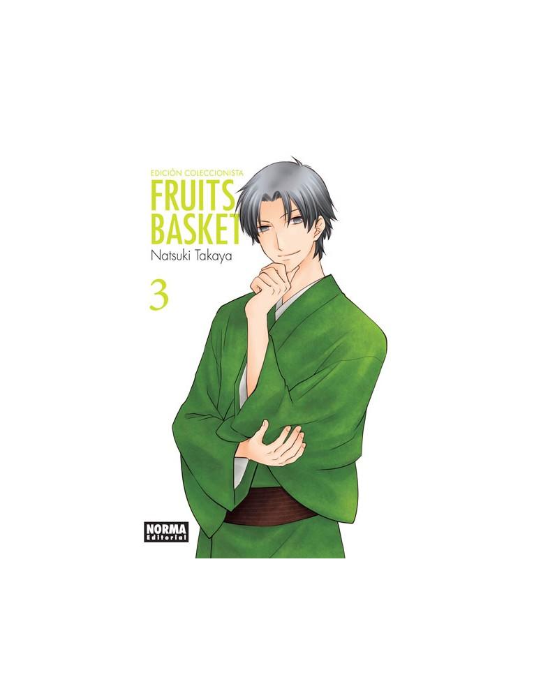 FRUITS BASKET ED COLECCIONISTA Nº 03