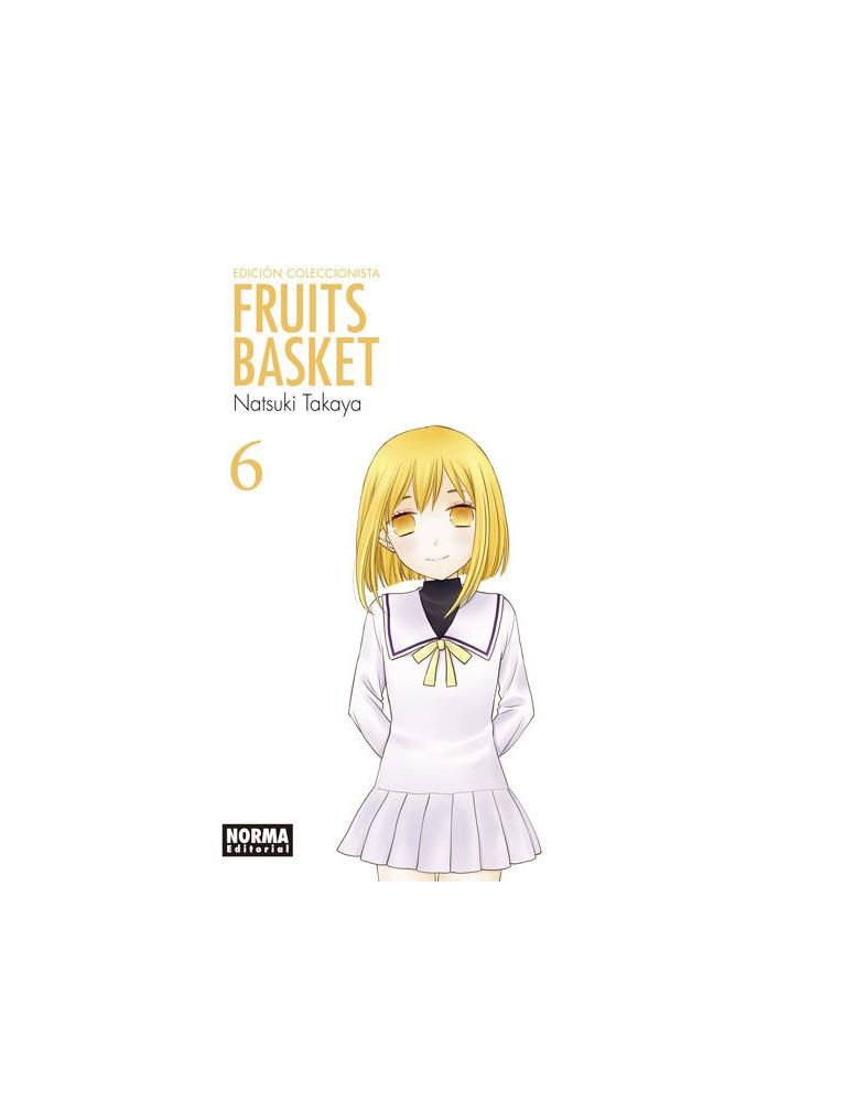 FRUITS BASKET ED COLECCIONISTA Nº 06
