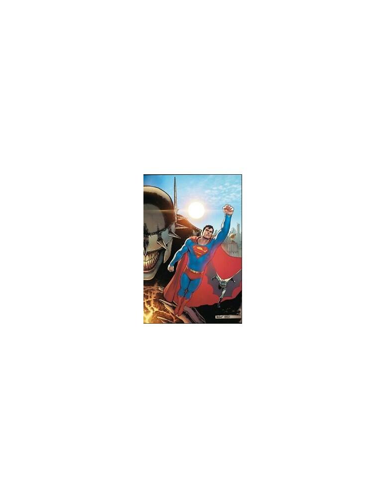 USA - BATMAN/SUPERMAN 1 SUPERMAN COVER