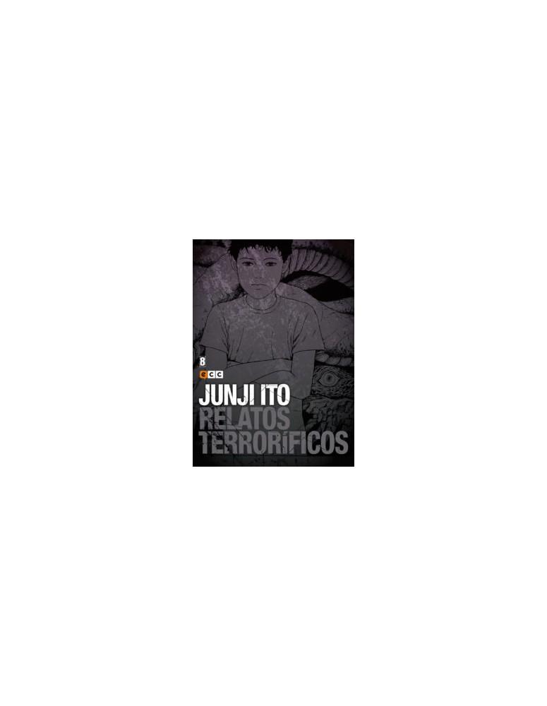 JUNJI ITO: RELATOS TERRORIFICOS Nº 08