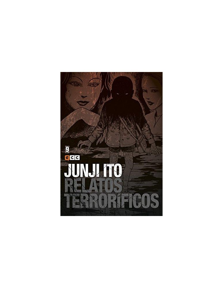 JUNJI ITO: RELATOS TERRORIFICOS Nº 09