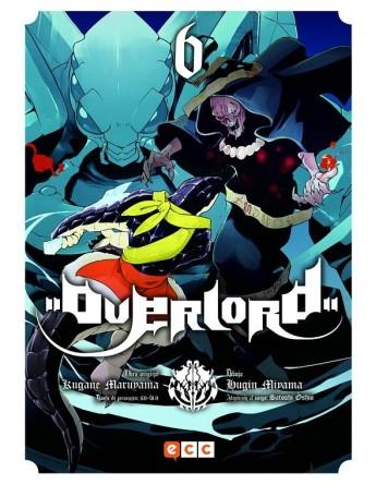 OVERLORD Nº 06