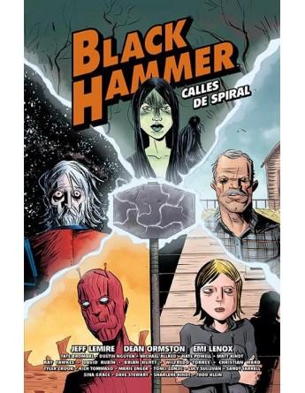 BLACK HAMMER - CALLES DE...