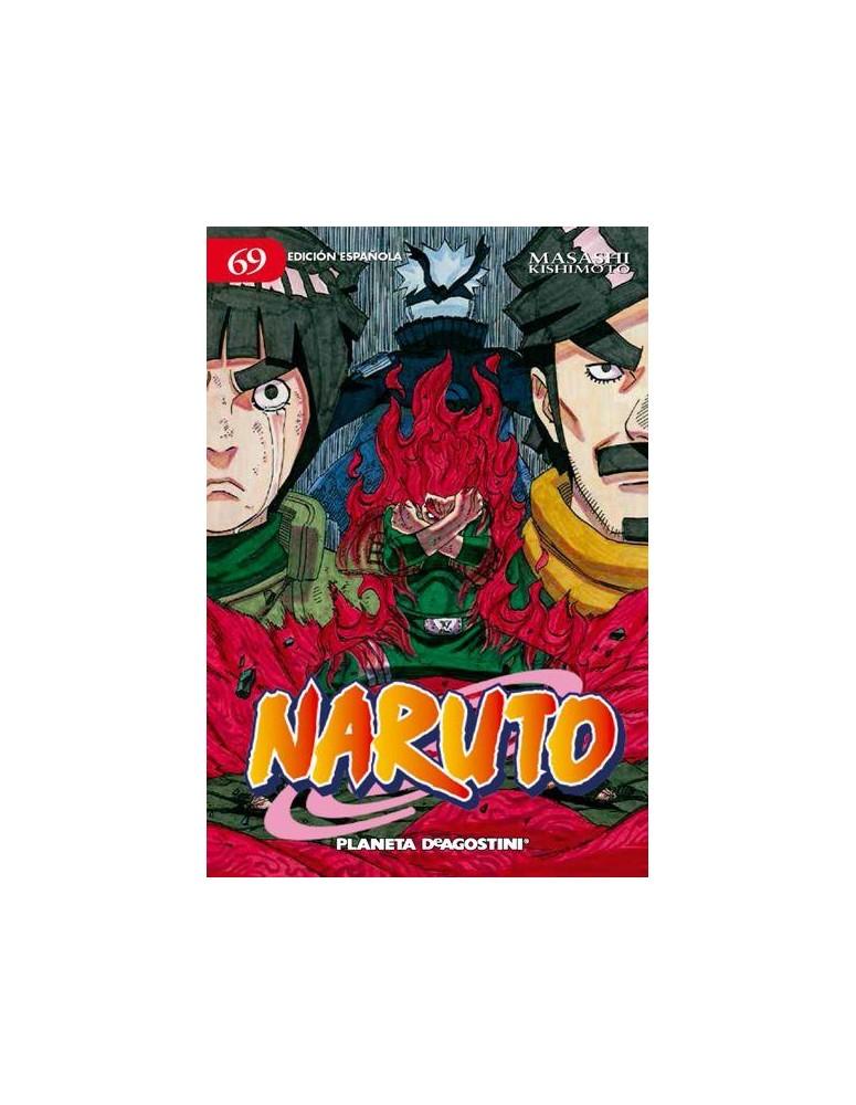 NARUTO Nº69/72
