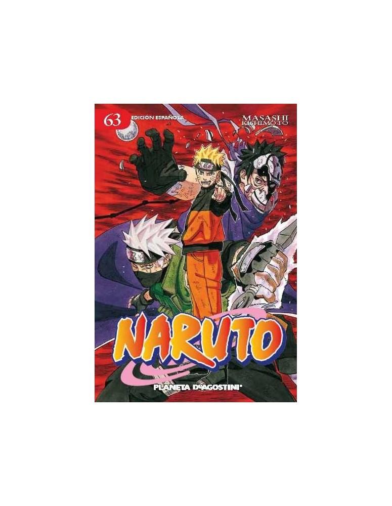 NARUTO Nº63/72