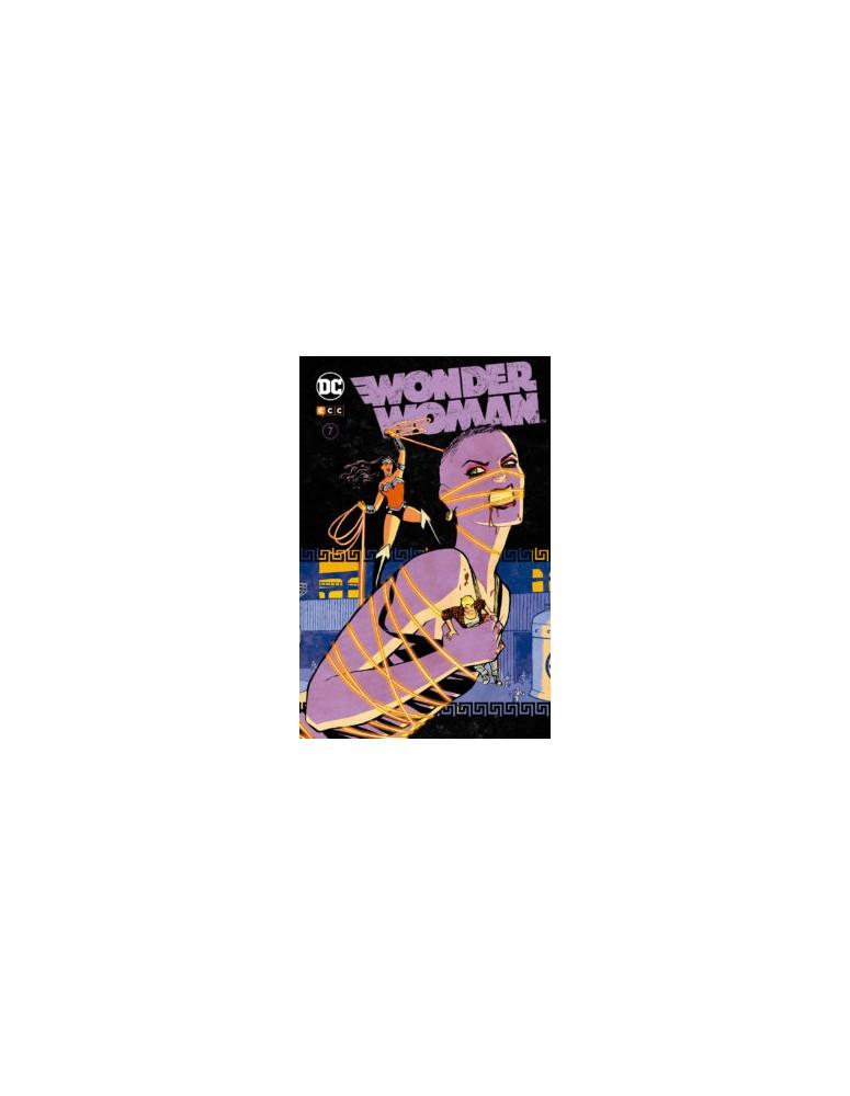 WONDER WOMAN: COLECCIONABLE Nº07