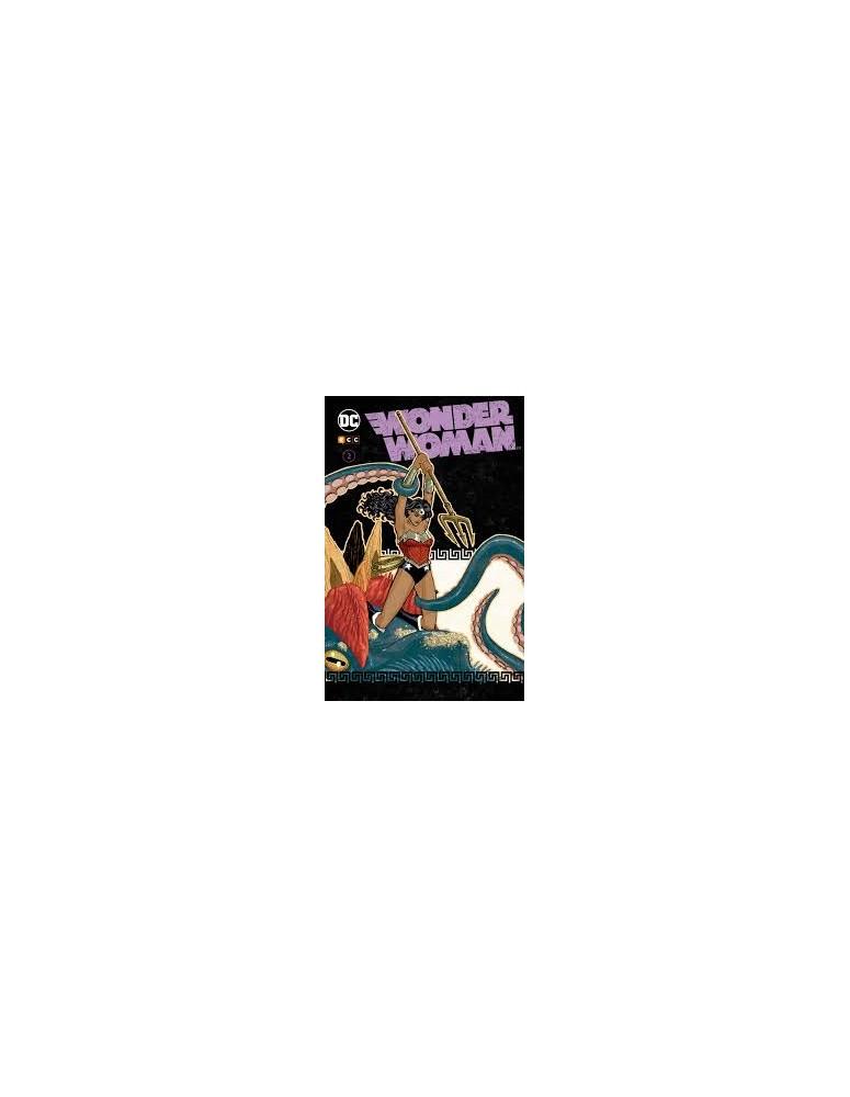 WONDER WOMAN: COLECCIONABLE Nº02
