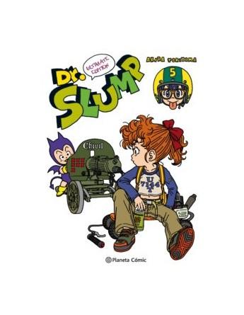 DR. SLUMP Nº05/15