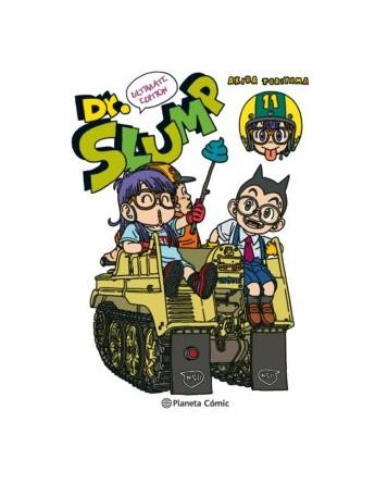 DR. SLUMP Nº11/15
