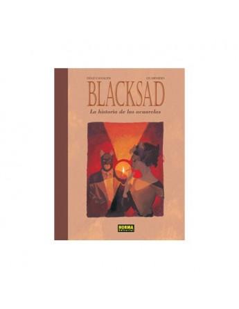 BLACKSAD LA HISTORIA DE LAS...