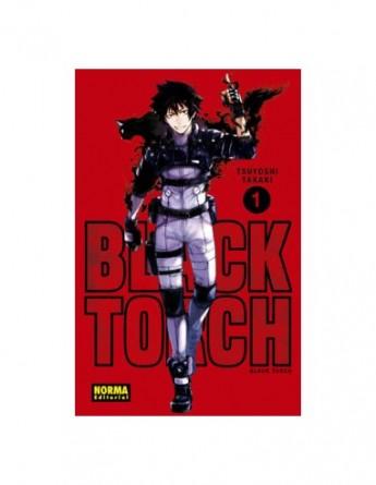 BLACK TORCH Nº 01 PROMOCIONAL