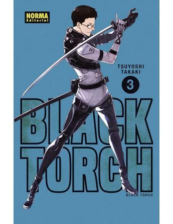 BLACK TORCH Nº 03