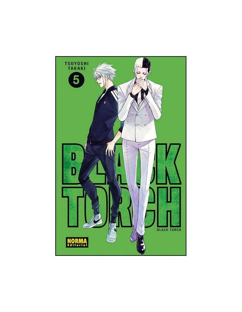 BLACK TORCH Nº 05