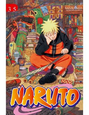 NARUTO Nº35/72