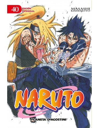 NARUTO Nº40/72