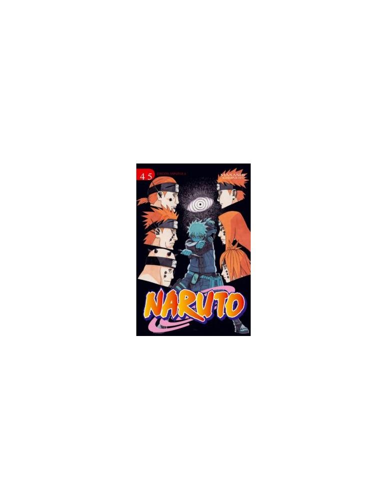 NARUTO Nº45/72