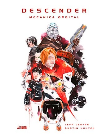 DESCENDER 04: MECANICA ORBITAL