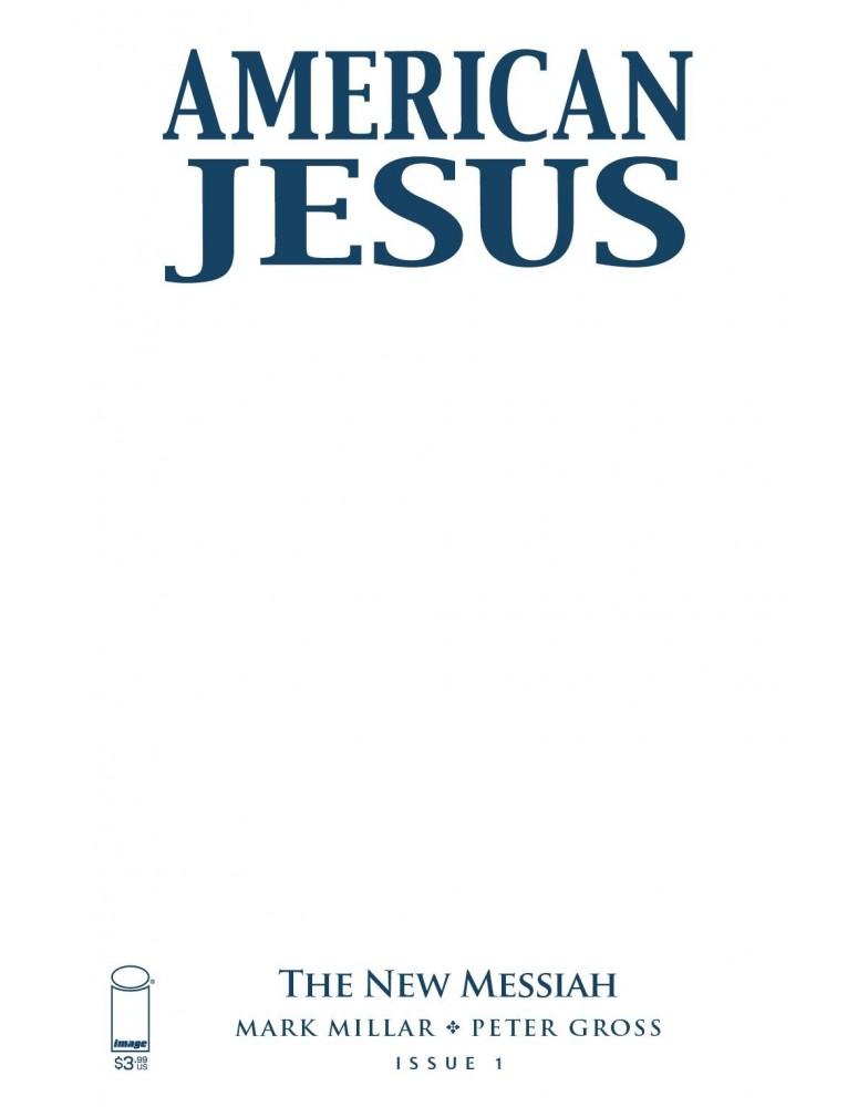 USA - NETFLIX AMERICAN JESUS 01 BLANK...