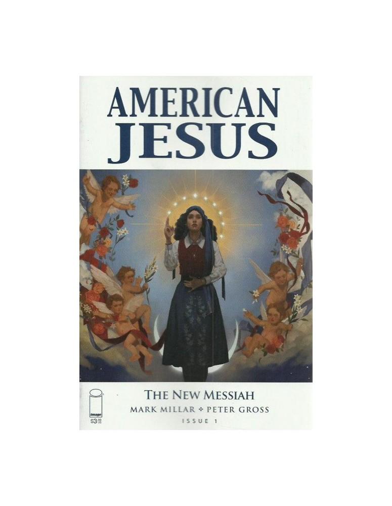 USA - NETFLIX AMERICAN JESUS Nº 01