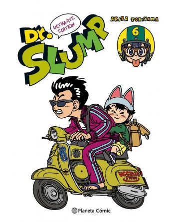 DR. SLUMP Nº06/15