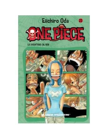 ONE PIECE Nº 23