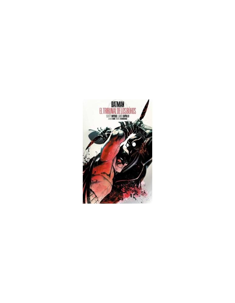BATMAN: EL TRIBUNAL DE LOS BUHOS ED...