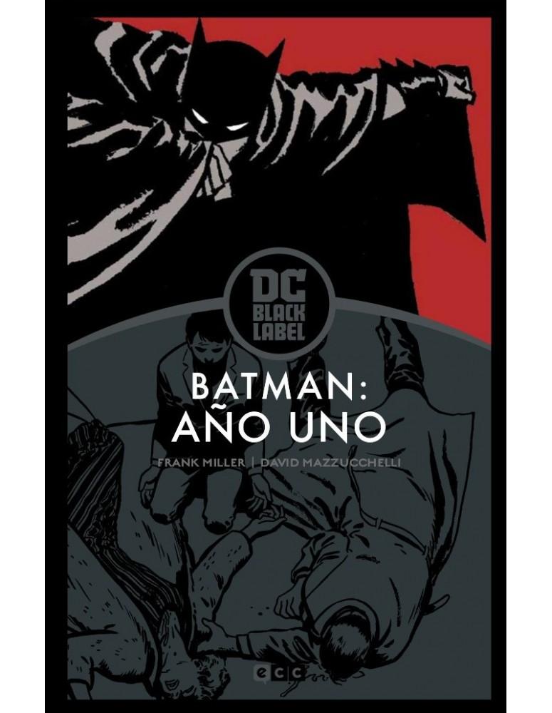 Batman año uno: Edición dc Black Label