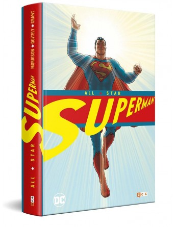 ALL-STAR SUPERMAN (DeLuxe)