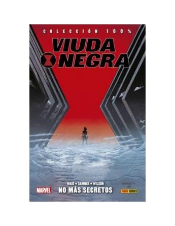 VIUDA NEGRA Nº02: NO MAS...