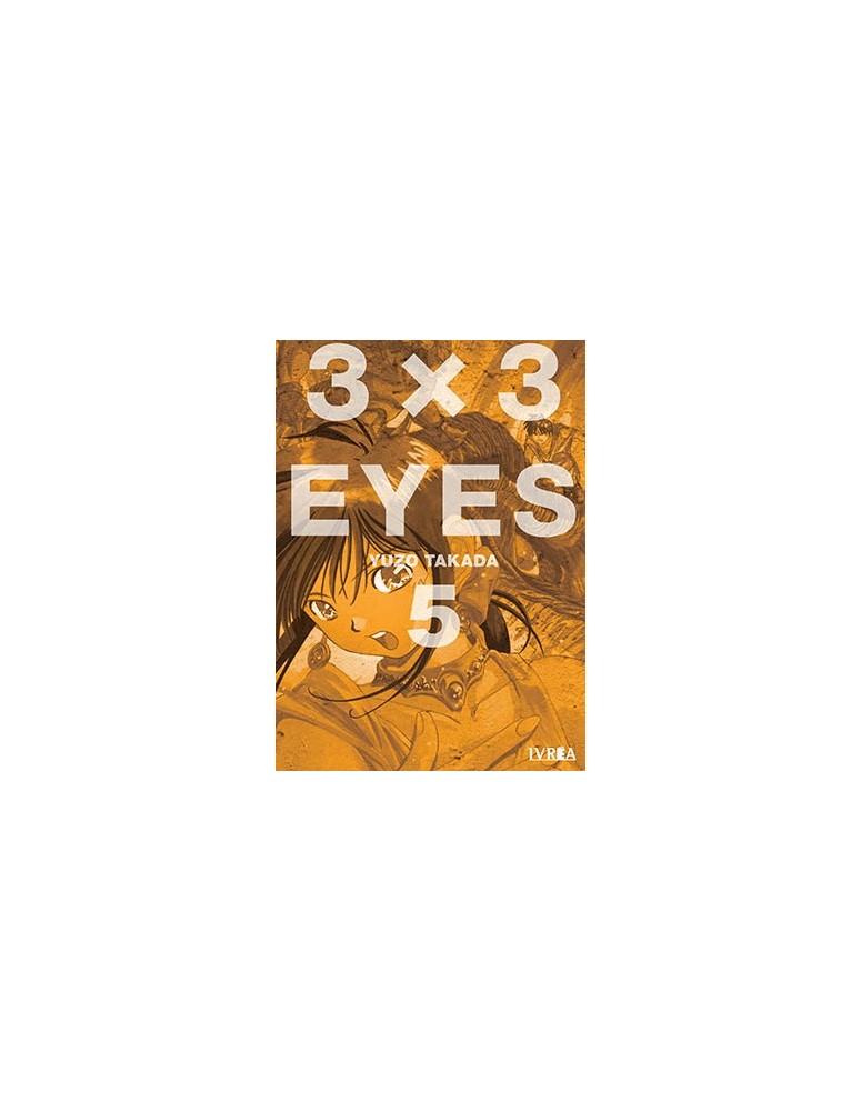 3x3 EYES VOL 05