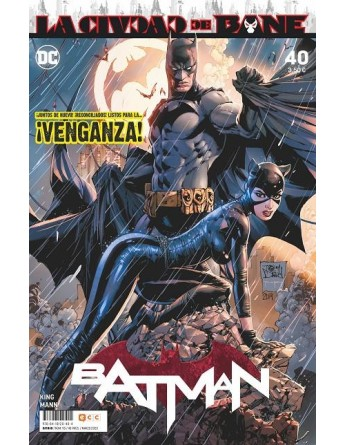 BATMAN Nº 40 / 95