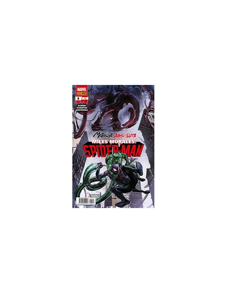 MILES MORALES: SPIDER-MAN Nº 06