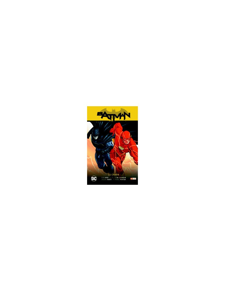 BATMAN VOL. 5: BATMAN/FLASH LA CHAPA