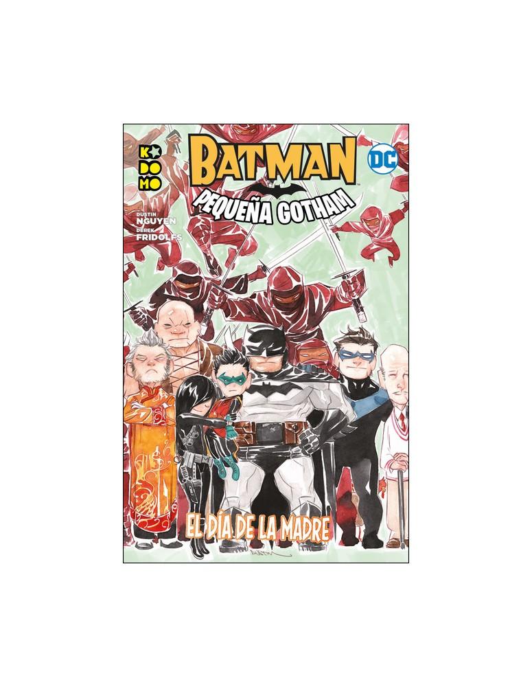 BATMAN: PEQUEÑA GOTHAM - EL DIA DE LA...