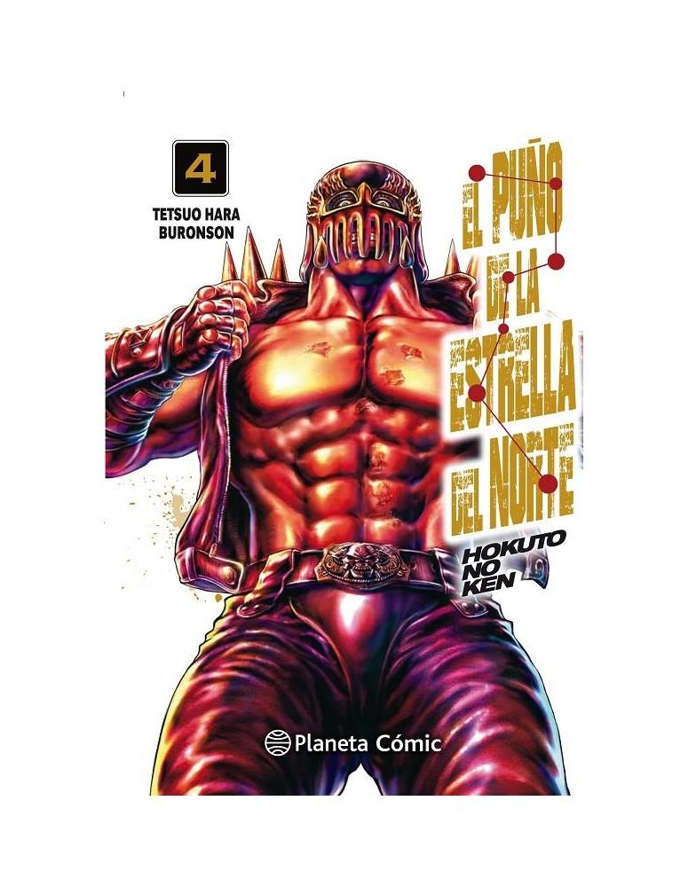 EL PUÑO DE LA ESTRELLA DEL NORTE Nº 04
