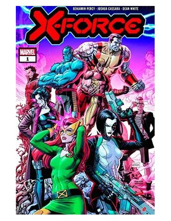 X-FORCE Nº 01 / 06