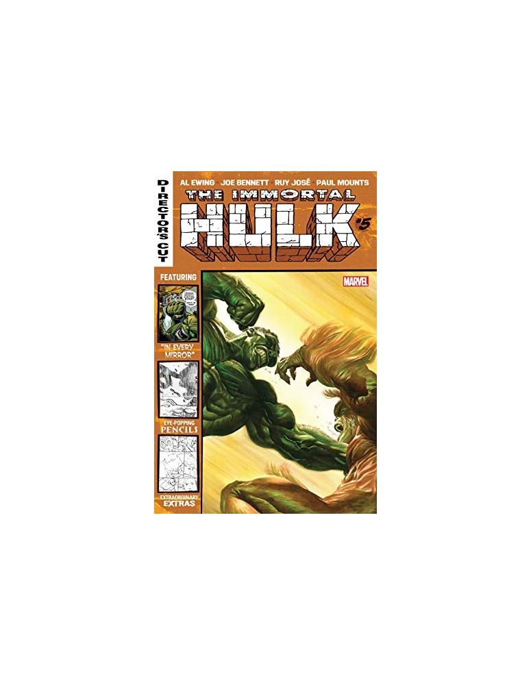 MARVEL - IMMORTAL HULK DIRECTORS CUT 5
