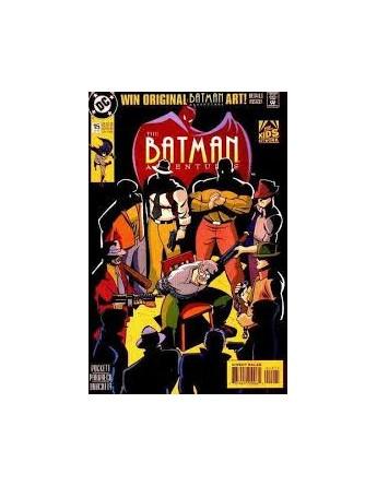 LAS AVENTURAS DE BATMAN Nº 15