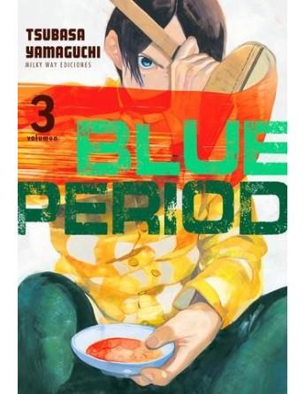 BLUE PERIOD Nº 03