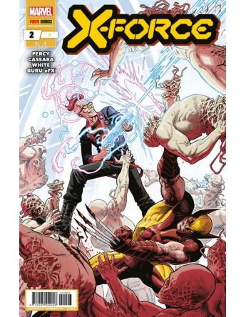 X-FORCE Nº 02 / 07