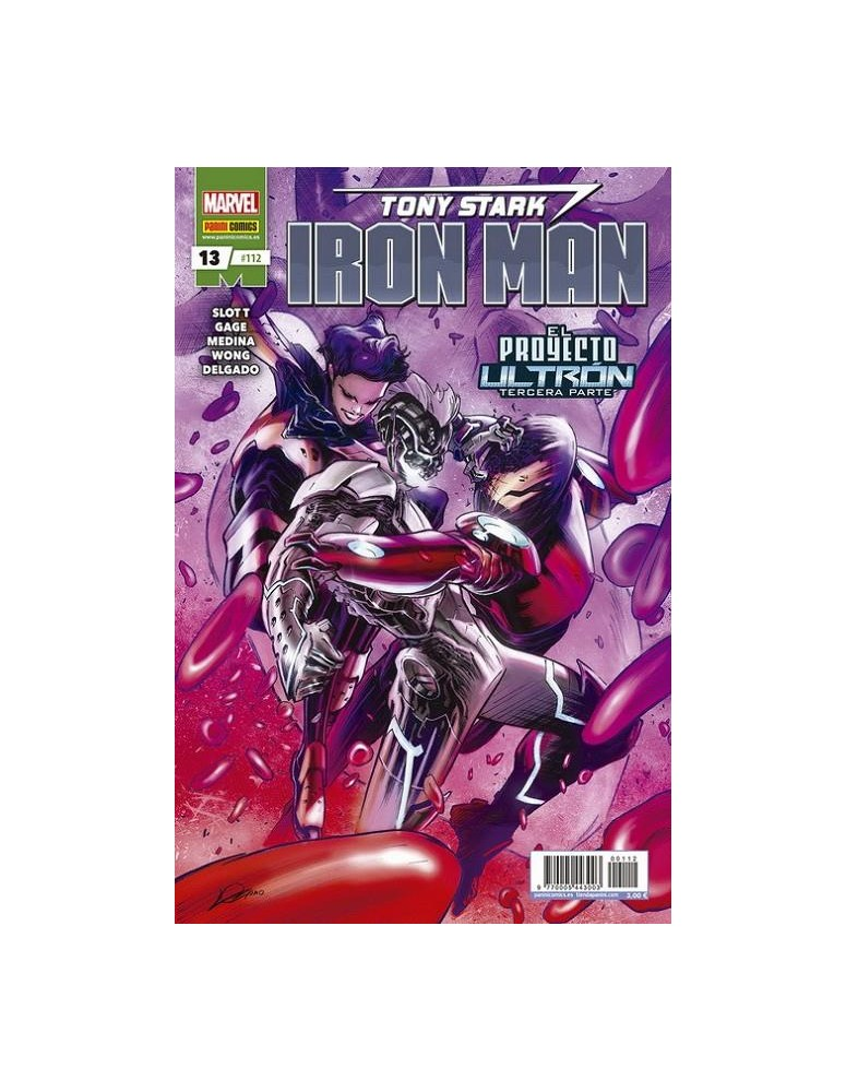 TONY STARK: IRON MAN Nº 13