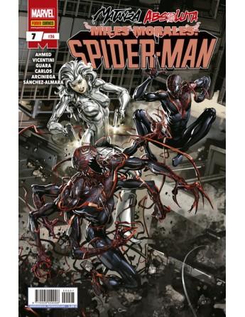MILES MORALES: SPIDERMAN Nº 07