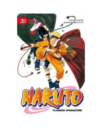 NARUTO Nº20/72