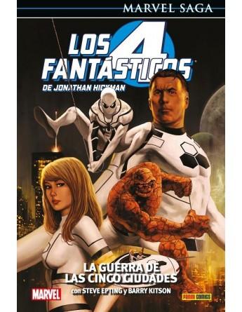 LOS 4 FANTASTICOS DE...