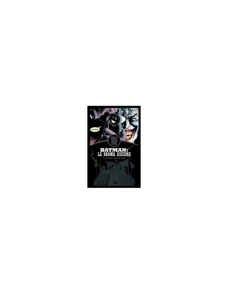BLACK LABEL: LA BROMA ASESINA 2ª EDICION