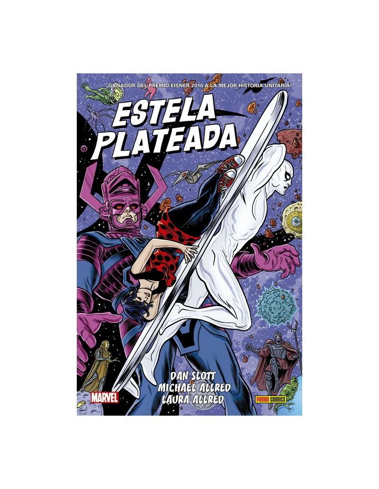 ESTELA PLATEADA DE DAN SLOTT Y MIKE...
