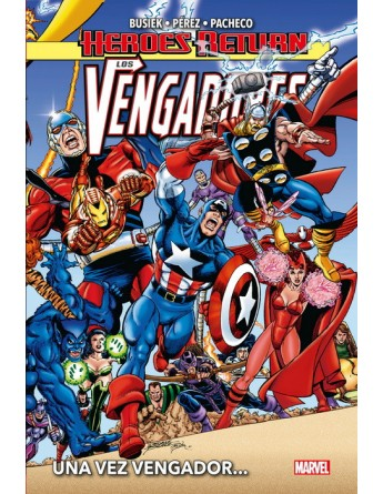 HEROES RETURN - LOS...